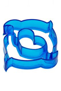 Форма-резак «Дельфинчики» BRADEX