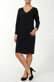 Платье с брошью LUISA VIOLA
