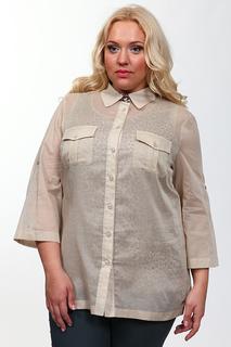 Двойка: топ и рубашка PER TE BY KRIZIA