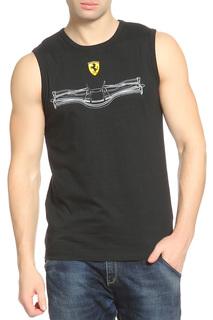 """Майка (тэнк) """"Скудетто"""" Ferrari"""