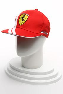 "Бейсболка ""олд-скул"" ""Алонсо"" Ferrari"