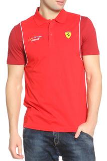 """Поло """"Сантандер Алонсо"""" Ferrari"""