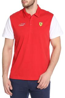 """Поло """"Алонсо"""" Ferrari"""