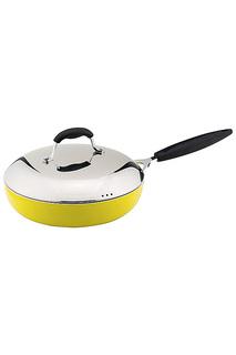 Сковорода с крышкой 26 см Granchio