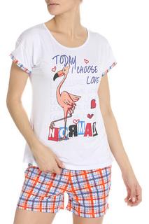 Комплект: футболка, шорты Альфа Alfa
