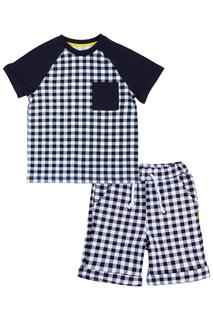 Комплект: джемпер, шорты Апрель