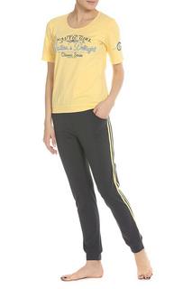 Комплект: футболка, брюки ALFA