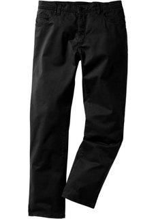 Брюки-стретч Slim Fit Straight, cредний рост N (дымчато-серый) Bonprix
