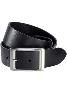 Кожаный ремень Kayla (черный) Bonprix