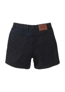 Джинсовые шорты Regular Fit (черный) Bonprix