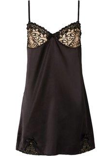 Сорочка (черный) Bonprix