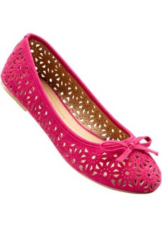 Балетки (ярко-розовый) Bonprix