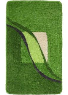 Коврики для ванной Джоли (зеленый) Bonprix