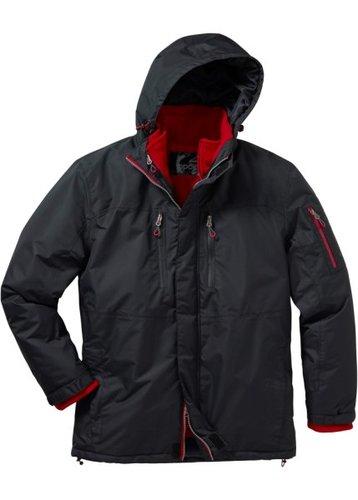 Куртка для непогоды 3 в 1 (черный)