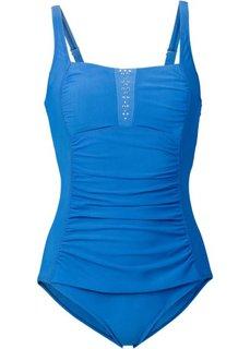 Формирующий купальник (синий) Bonprix