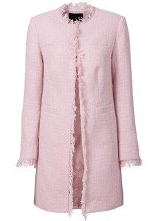 Удлиненный жакет (нежно-розовый) Bonprix