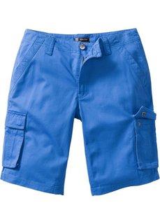 Бермуды-карго Loose Fit (ледниково-синий) Bonprix