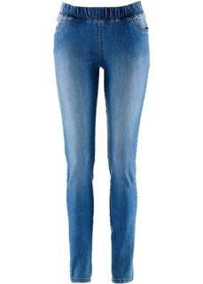 Джеггинсы, cредний рост (N) (голубой) Bonprix