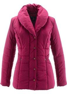 Стеганая куртка (красно-ягодный) Bonprix