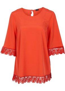 Блузка (оранжевый) Bonprix