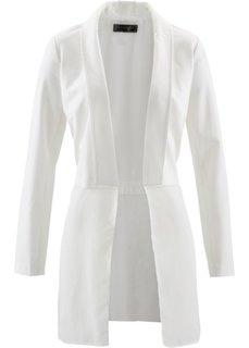 Жакет 2 в 1 (цвет белой шерсти) Bonprix