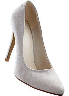 Туфли (светло-серый) Bonprix