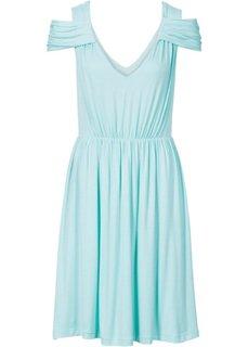 Платье (пастельная аква) Bonprix