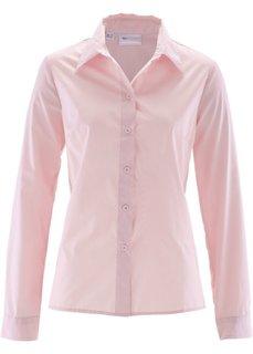 Классическая блузка (нежно-розовый) Bonprix