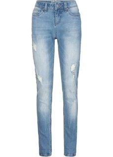 Стрейчевые джинсы, высокий рост (L) (голубой) Bonprix