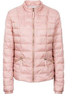 Легкая стеганая куртка (розовый) Bonprix