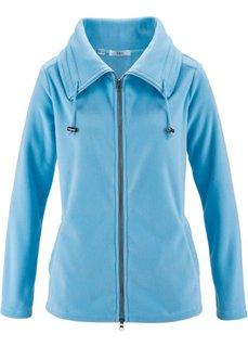 Флисовая куртка (светло-голубой) Bonprix