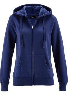 Трикотажная куртка (ночная синь) Bonprix
