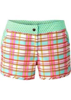Пляжные шорты (розовый/нежно-голубой) Bonprix