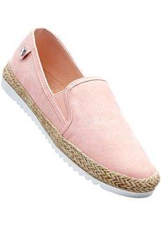 Слиперы (лососево-розовый) Bonprix