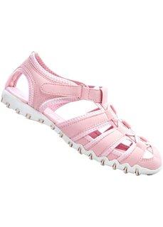 Кроссовки с отверстиями (розовый) Bonprix
