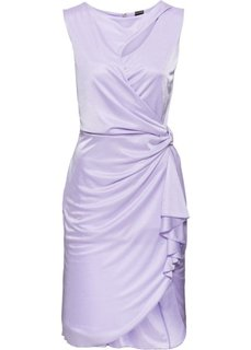 Платье с вырезами (сиреневый) Bonprix