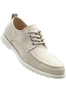 Ботинки (песочный) Bonprix
