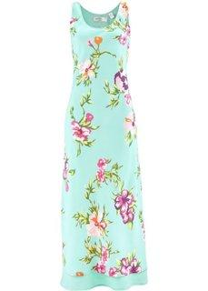 Платье (пастельная мята в цветочек) Bonprix
