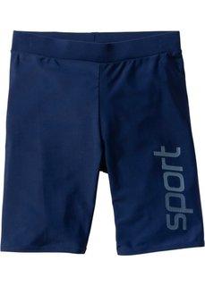 Купальные плавки для мальчиков (темно-синий) Bonprix
