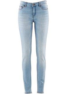 Эластичные джинсы скинни, cредний рост (N) (нежно-голубой) Bonprix
