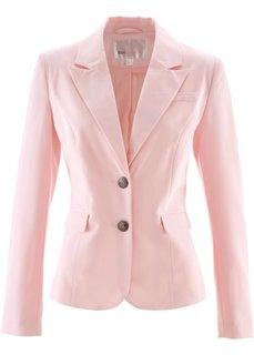 Пиджак (нежно-розовый) Bonprix
