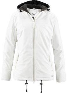 Демисезонная куртка (цвет белой шерсти) Bonprix