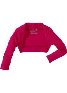 Жакет болеро (горячий ярко-розовый) Bonprix