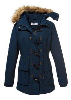 Демисезонная куртка (темно-синий) Bonprix