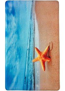 Коврик для ванной Морская звезда (синий) Bonprix