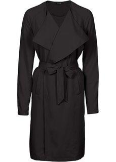 Летнее пальто без подкладки (черный) Bonprix