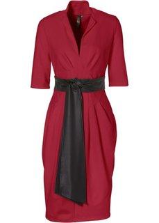 Платье (темно-красный) Bonprix