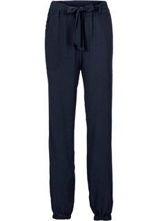 Широкие брюки (темно-синий) Bonprix