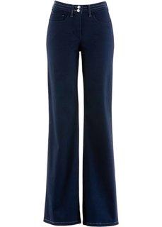 Брюки-стретч (темно-синий) Bonprix