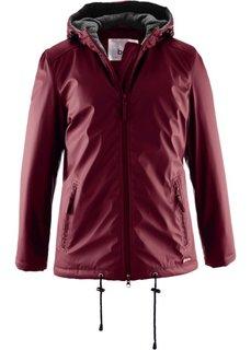 Демисезонная куртка (кленово-красный) Bonprix